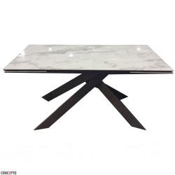 Gracio Light Grey стіл розкладний кераміка 160-240 см