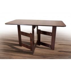 Раскладной стол-трансформер Книжка-Light 700/1400х80/700 венге магия