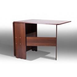 Раскладной стол-трансформер Книжка 700/1680х300/700 венге магия